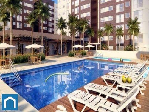 Imagem 1 de 18 de Apartamento - Ap00038 - 4526440