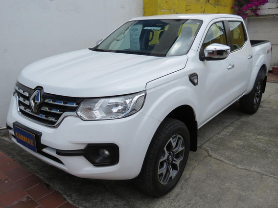 Renault Alaskan 2.5 Td 4x4 Mt 2018 Financiamos Hasta El 100%