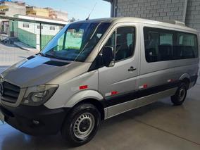 Sprinter 415 2018 Prata Teto Baixo