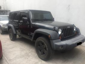 Jeep Wrangler 3.8 Muy Buen Estado