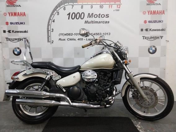 Dafra Horizon 250 2014 Otimo Estado Aceito Moto