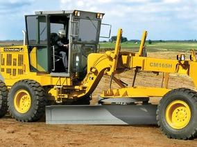 Maquina Motoniveladora Cowdin Mod 165h Zero Entr R$40.000,00