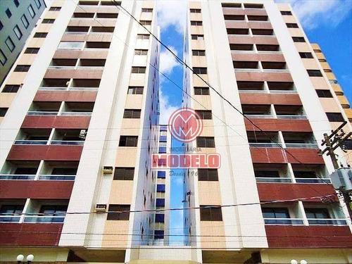 Apartamento À Venda, 51 M² Por R$ 195.000,00 - Cidade Ocian - Praia Grande/sp - Ap2986