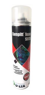 Compitt Foam Seco Delta 440cc. Espuma Seca Limpia Gabinetes