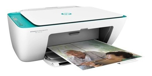 Impressora Hp Deskjet Ink Advantage 2676 Wifi Multifuncional