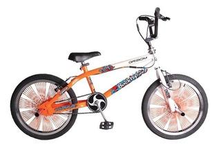 Bicicleta Freestyle Gribom Backflip R-20 140 Rayos. Oferta.