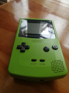 Game Boy Color Nintendo + 3 Juegos