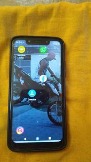 Celular Moto G7 Play 32ginga Dorado