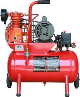 Compresor De ½ Hp 110v 1p 100psi 8gal Automatico 2.8cfm