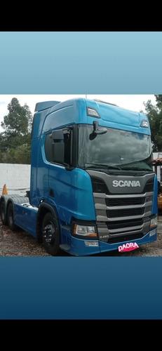 Imagem 1 de 9 de Scania 450r