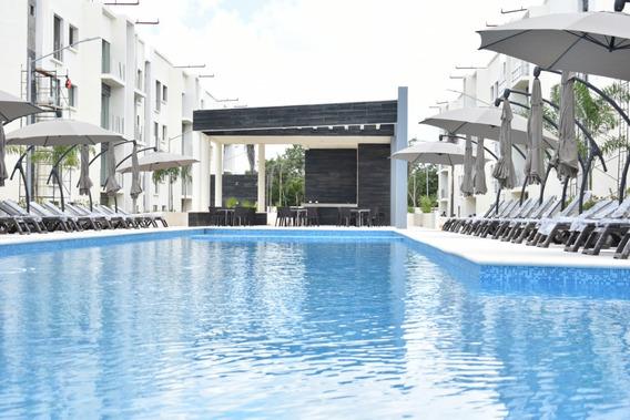 Cancun Departamentos En Venta, Privada, Alberca, 3 Rec