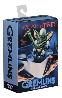 Neca - Ultimate - Jason - Ash - Gremlins - Gizmo - Freddy