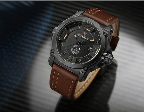 Relógio Masculino Militar Esportivo Naviforce