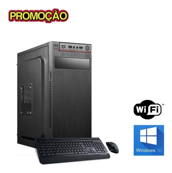 Computador Star - Pentium Dual - 8gb - Ssd120 - Windows10