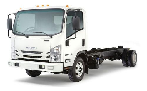 Diagramas Sistema Electrico Chevrolet Npr Nqr 2012-2019 4hk1