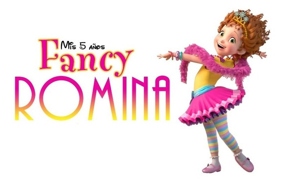 Logos Personalizados De Fancy Nancy Clancy