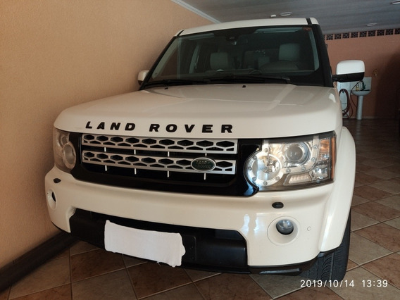 Land Rover Discovery 4 Hse 3.0 Turbo Diesel