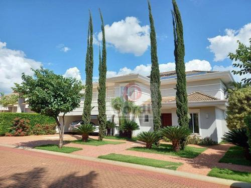 Imagem 1 de 13 de Sobrado À Venda, 650 M² Por R$ 6.000.000,00 - Jardim Botânico - Ribeirão Preto/sp - So0106