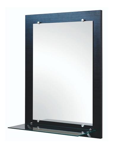 Mueble Consola Peluquería Espejo Master Bancada De Cristal