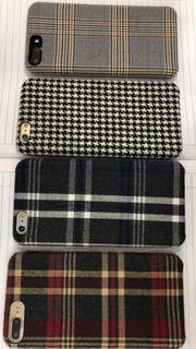 Funda iPhone 6 / 6 Plus / 7 Y 8 / 7 Y 8 Plus X De Tela