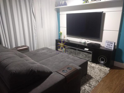 Apartamento Chácara Seis De Outubro São Paulo/sp - 2045