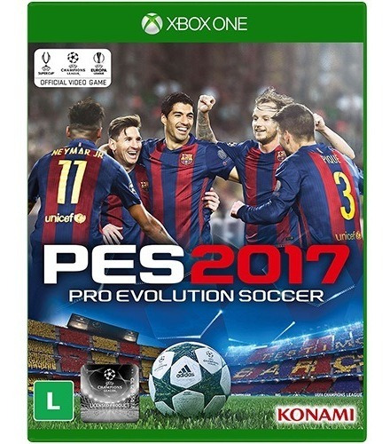 Pro Evolution Soccer 2017 - Xbox - Digital