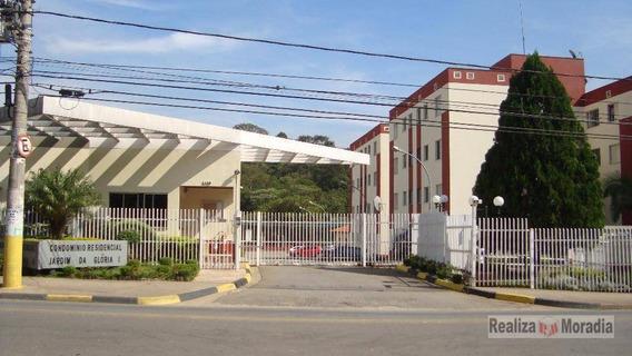 Apartamento Com 02 Dormitórios, 45 M² Por R$ 195.000 - Granja Viana - Sp - Ap0488