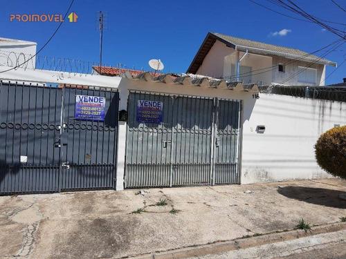 Imagem 1 de 27 de Casa, Potiguara - Itu Sp - Ca0540