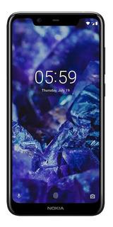 Celular Nokia 5.1 Plus Negro Liberado