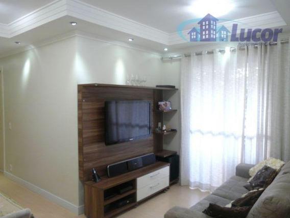 Apartamento Residencial À Venda, Chácara Califórnia, São Paulo. - Ap2315