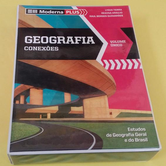 Geografia Plus Conexões - Volume Único