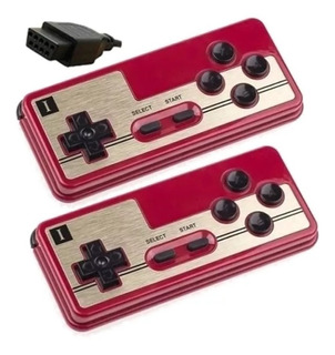 Joystick X 2 Family Game 9 Pines Original Retro