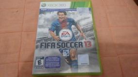 Fifa 13 - Xbox360 Completo
