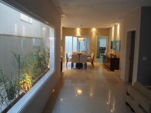 Casa Com 3 Dormitórios À Venda, 194 M² Por R$ 870.000,00 - Condomínio Aldeia De España - Itu/sp - Ca0143