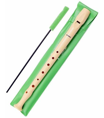 Flauta Dulce Soprano Hohner Alemana - Ideal Para El Colegio!