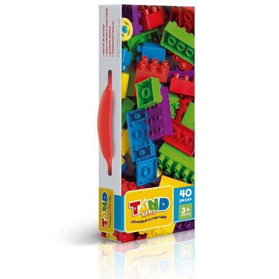 Mini Maleta Tand Kids - 40 Pecas Toyster