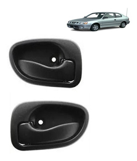 Kit Maçaneta Interna Hyundai Accent 1.5 95 96 97 98
