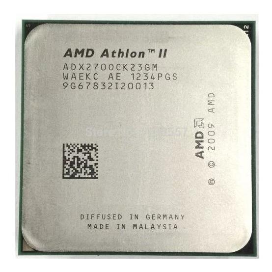 Processador Am3 Athlon X2 270 3.4