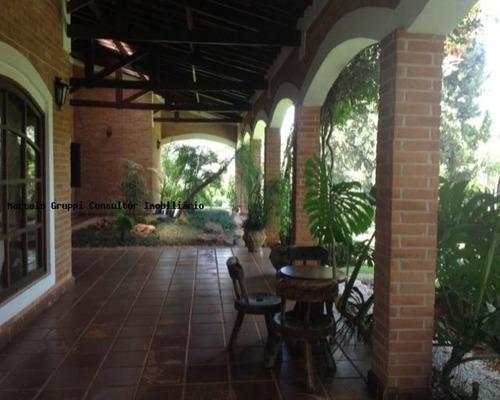 Imagem 1 de 16 de Chácara Condomínio Para Venda Em Indaiatuba / Sp No Bairro Chácaras Polaris - Ch00046 - 34495878