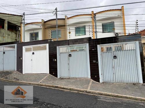 Imagem 1 de 20 de Sobrado Com 2 Dormitórios À Venda, 74 M² Por R$ 355.000,00 - Jardim Maringá - São Paulo/sp - So0164