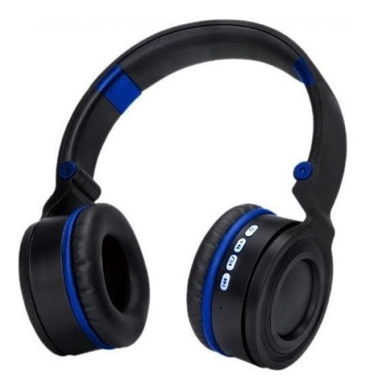 Headphone Wireless Bluetooth Multimidia Hf-480bt - Preto