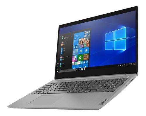 Notebook Lenovo Ideapad 3i Core I3 10ma 4gb 256gb Ssd Win 10