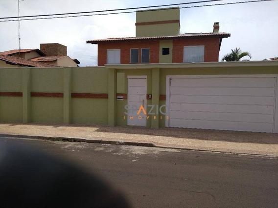 Sobrado Residencial À Venda, Cidade Claret, Rio Claro. - So0033