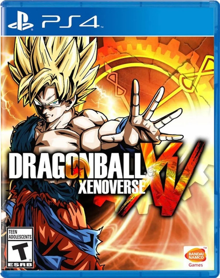 Dragon Ball Xenoverse + Passe De Temporada Ps4 Digital 1