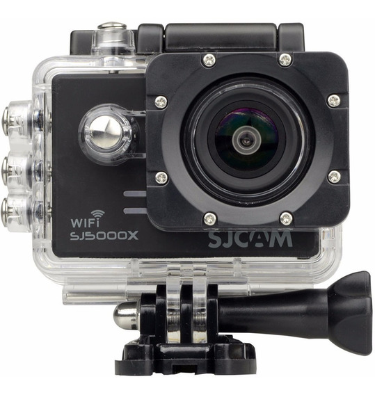 Camera Sjcam Sj5000x Elite 4k Filmadora Original Wifi 120fps