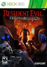 Resident Evil: Operation Raccoon City - Xbox 360 - M Física!