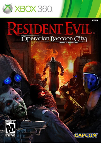 Resident Evil: Operation Raccoon City - Xbox 360 - M Física!