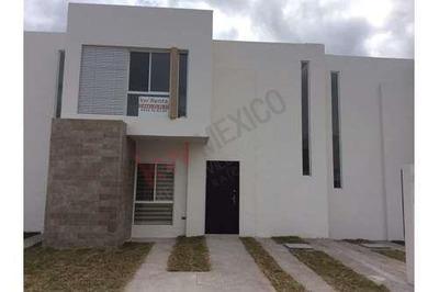 Casa Nueva En Residencial La Cantera, Villa De Pozos, $8,500, Cerca De Zona Industrial.