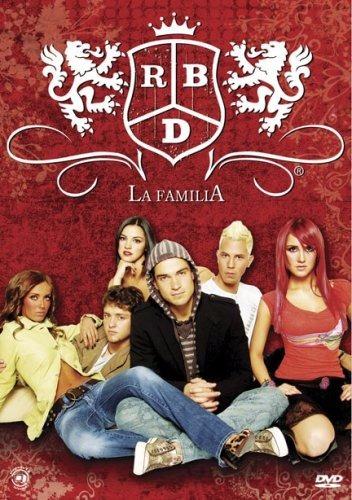 Rbd La Familia Serie Dvd