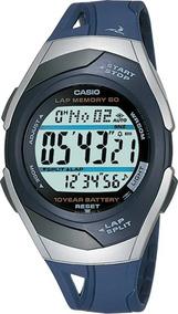 Reloj Casio Para Hombre Str300c-2vReloj De Corredor De 60